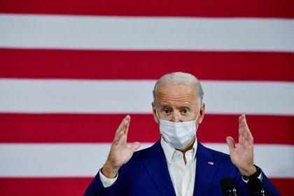 Joe Biden (REUTERS / Mark Makela)