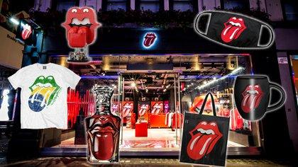 """La historia de la """"lengua stone"""": el logo más emblemático del rock cumple 50 años"""