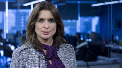 Vanessa Neumann, embajadora del gobierno interino de Juan Guaidó ante el Reino Unido