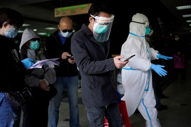 Wuhan fue el epicentro del coronavirus (REUTERS/Aly Song)