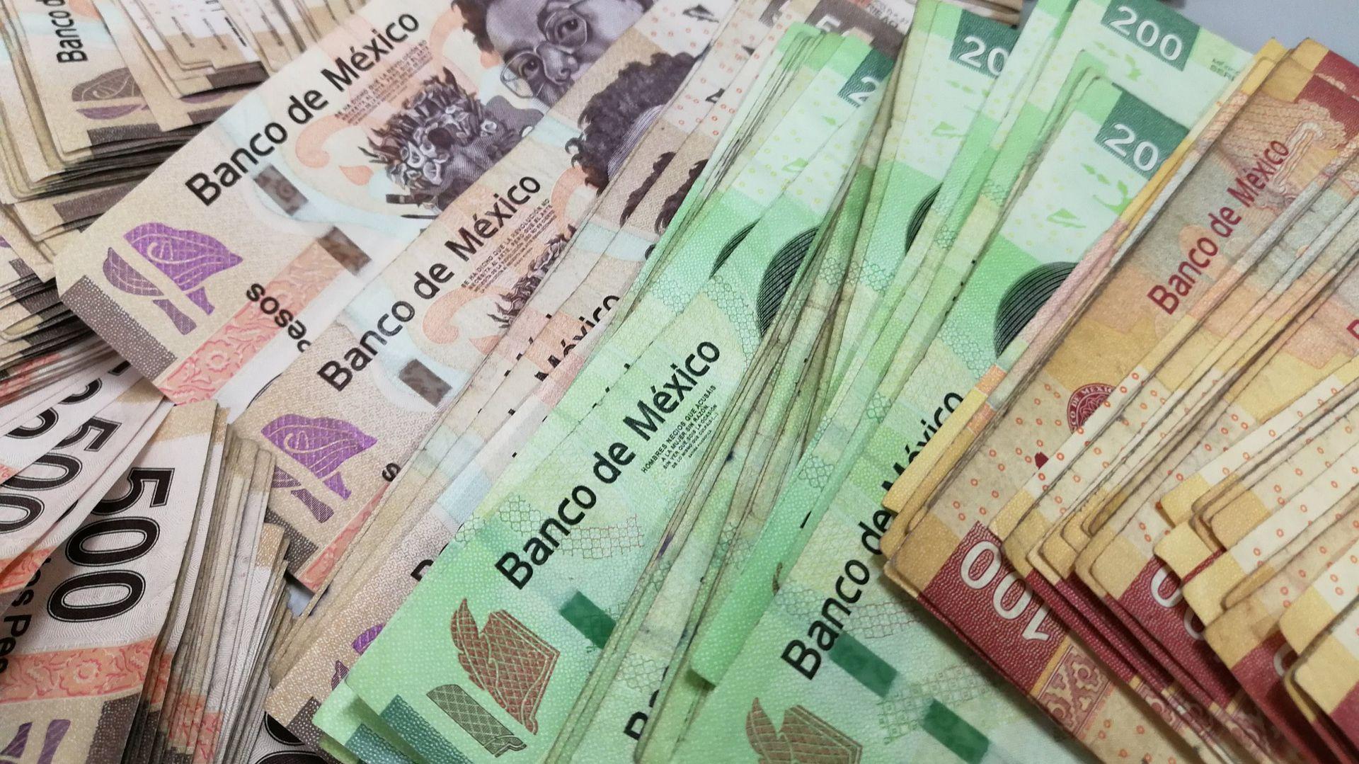 El peso avanzó 44.45 centavos durante la semana (Foto: Archivo)