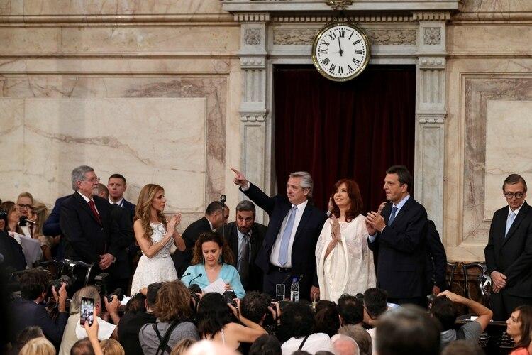 El Presidente no se quiere detener demasiado en hablar de la herencia recibida por Macri para no generar mayor malestar en las filas de Cambiemos.