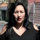 La periodista Madelein García, una de la cronistas principales de Telesur, fue descubierta en Cúcuta sin su credencial junto a los cronistas y camarógrafos que se hicieron pasar por un equipo de la TV chilena
