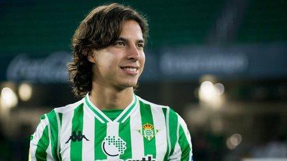 Lainez, una de las figuras de la selección mexicana (Foto: Archivo)