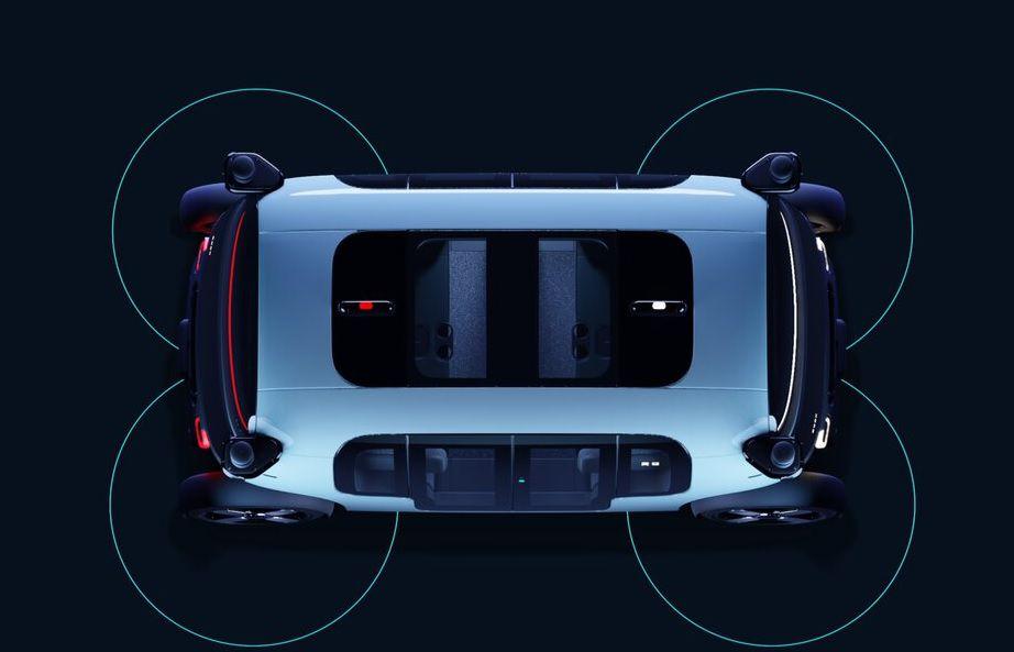 zoox de amazon vehículo autónomo