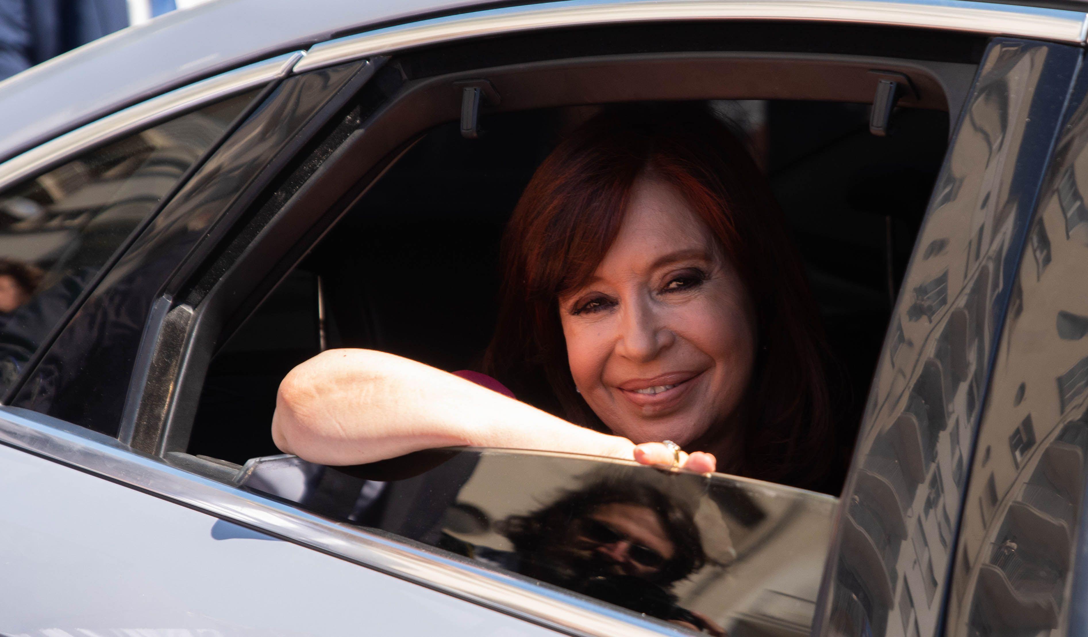 Una causa menos para Cristina Kirchner (Franco Fafasuli)