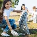 La preocupación por las cuestiones medioambientales lleva a los niños a convertirse en portavoces en sus hogares (Shutterstock)