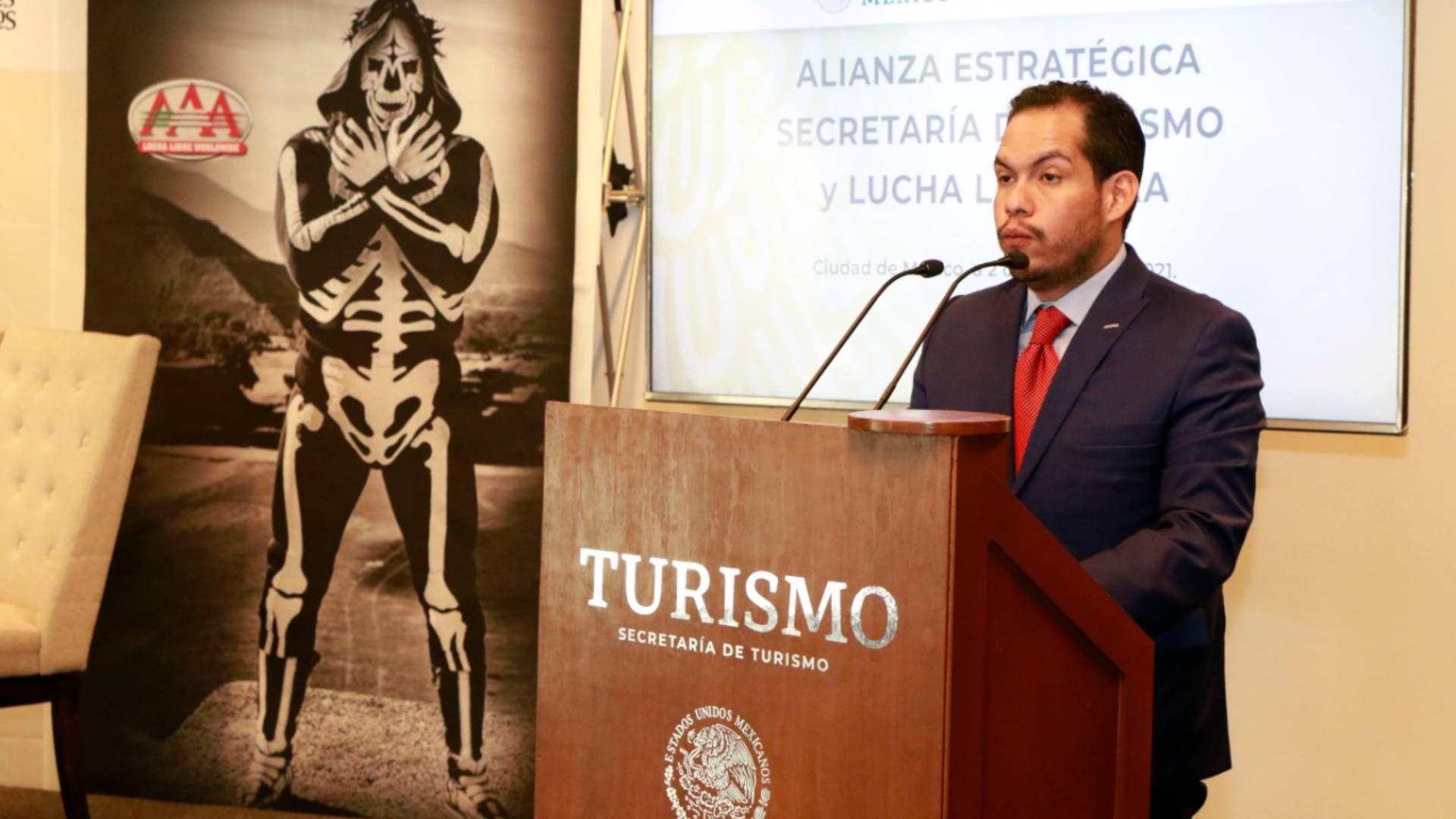 Dorian Roldán, director general de la Triple A (Foto: Cortesía/ Triple A)
