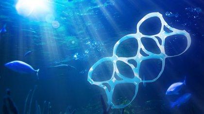 6 millones de tonelada de basura llegan a los océanos y mares cada año (iStock)