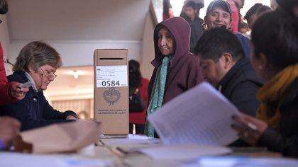 Las autoridades de mesa podrán percibir hasta 1.900 pesos por elección (foto de archivo: Télam)
