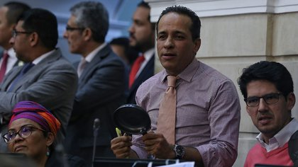 Alexander López Maya y su familia recibieron amenazas de muerte