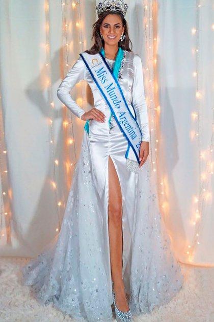Por la pandemia del COVID-19 las entrevistas a las Miss seleccionadas se hicieron de forma virtual (Instagram: @amirahidalgo)