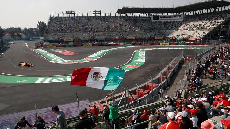 Formula 1 Calendario.En China Se Cumpliran 1 000 Grandes Premios De Formula 1 De