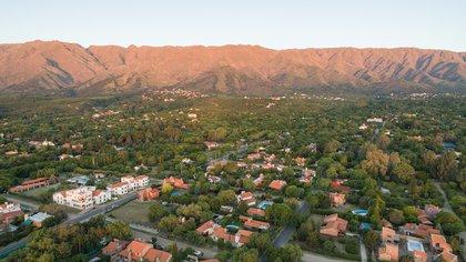 Villa de Merlo está en San Luis y es uno de los 20 pueblos argentinos con menos de 20 mil habitantes (Shutterstock)