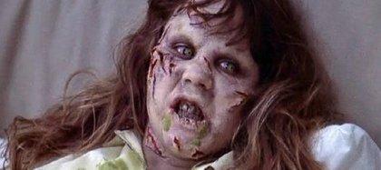 """Con Linda Blair, la película """"El exorcista"""" es una de las historias de terror más recordadas del cine"""