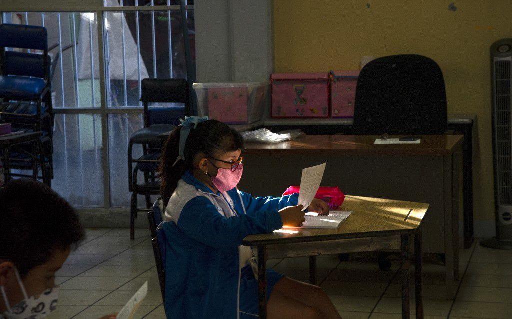 Regreso a las escuelas Ciudad de México