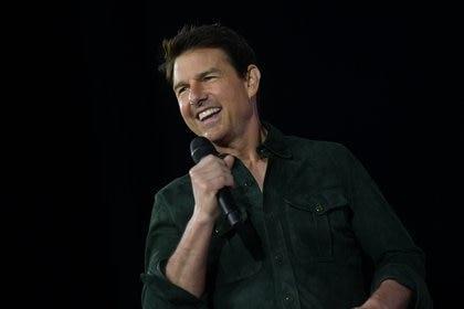 Tom Cruise miembro de la Iglesia de la Cienciología