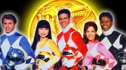 Qué Fue De La Vida De Los Power Rangers Infobae