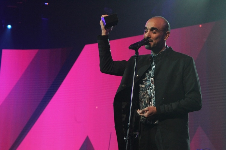 Abel Pintos (Foto: Marcelo Ruíz)