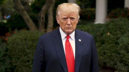 Donald Trump, presidente de EEUU (White House)