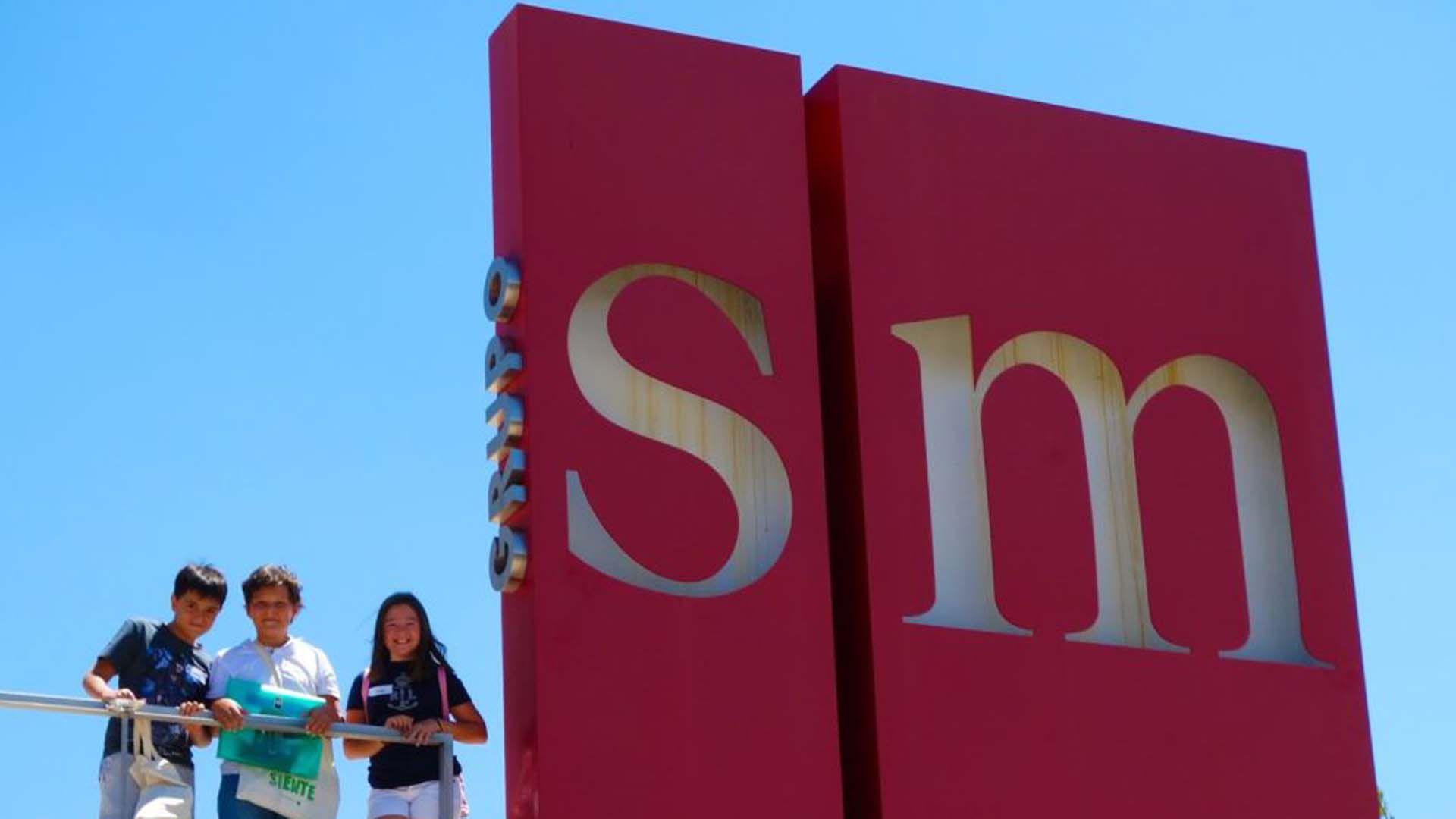 Casa matriz de Grupo SM en España