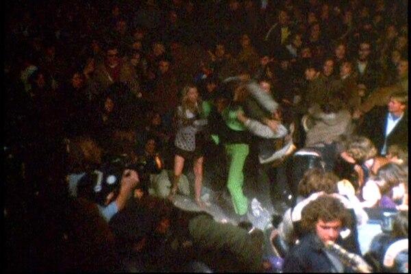 A 50 años de la tragedia de Altamont, el concierto de los Rolling ...