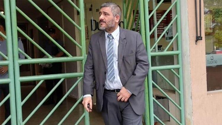 Fernando Verón es el juez de Instrucción N° 3 de Misiones