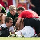 El jugador se desvaneció en un partido amistoso en julio del 2017