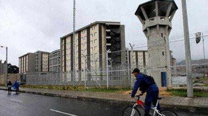 Cárcel La Picota en Bogotá, centro penitenciario más grande y de máxima seguridad de Colombia / (Inpec).