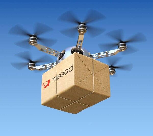 El servicio de encomiendas en varios países es protagonizado ahora por drones