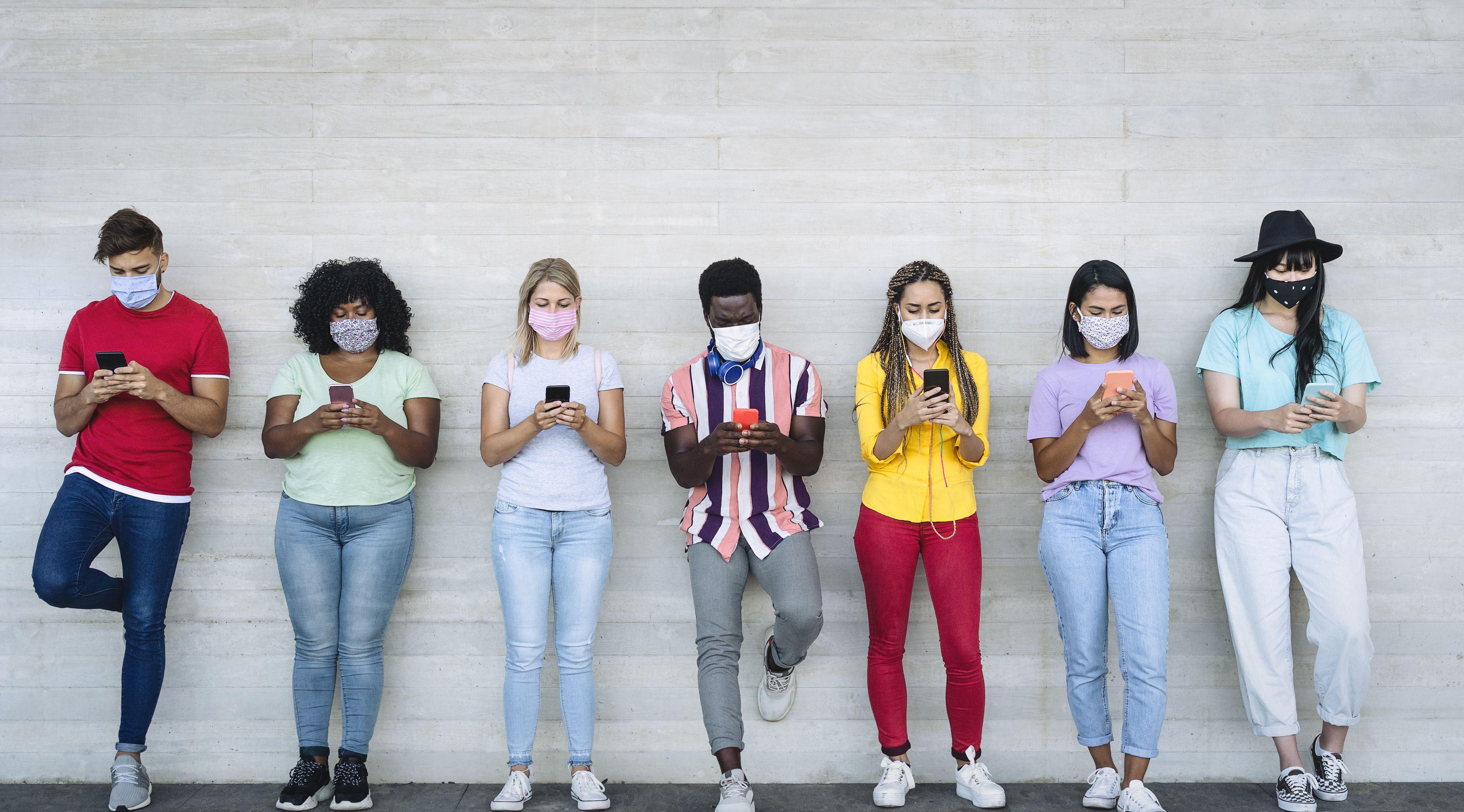 Niños y jovenes - Pandemia