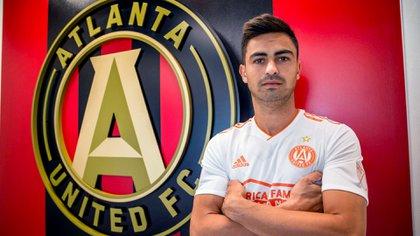 El Pity Martínez actualmente se desempeña en el Atlanta United (@ATLUTD)