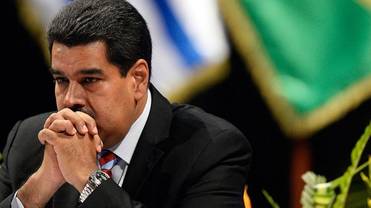 El funcionario del Departamento de Estado aseguró que EEUU seguirá aplicando sanciones contra Nicolás Maduro y su entorno