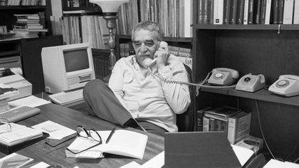 Gabriel García Márquez ganó el nobel de Literatura en 1982. (Foto: Cuartosuro)