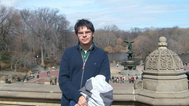 Darío Nieto, el secretario privado de Macri que fue allanado