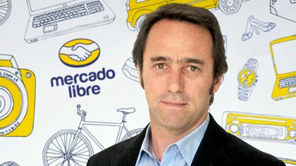 Marcos Galperin, presidente y fundador de Mercado Libre