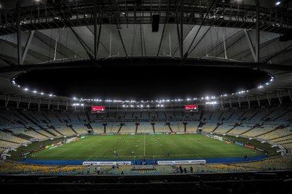 General view of the Maracana stadium. EFE / Antonio Lacerda / Archive