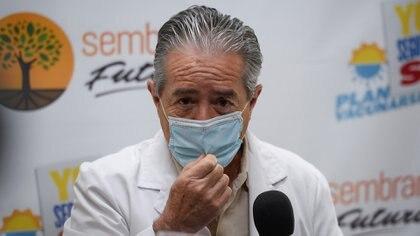 Ex ministro de Salud de Ecuador, Juan Carlos Zevallos. REUTERS/Santiago Arcos