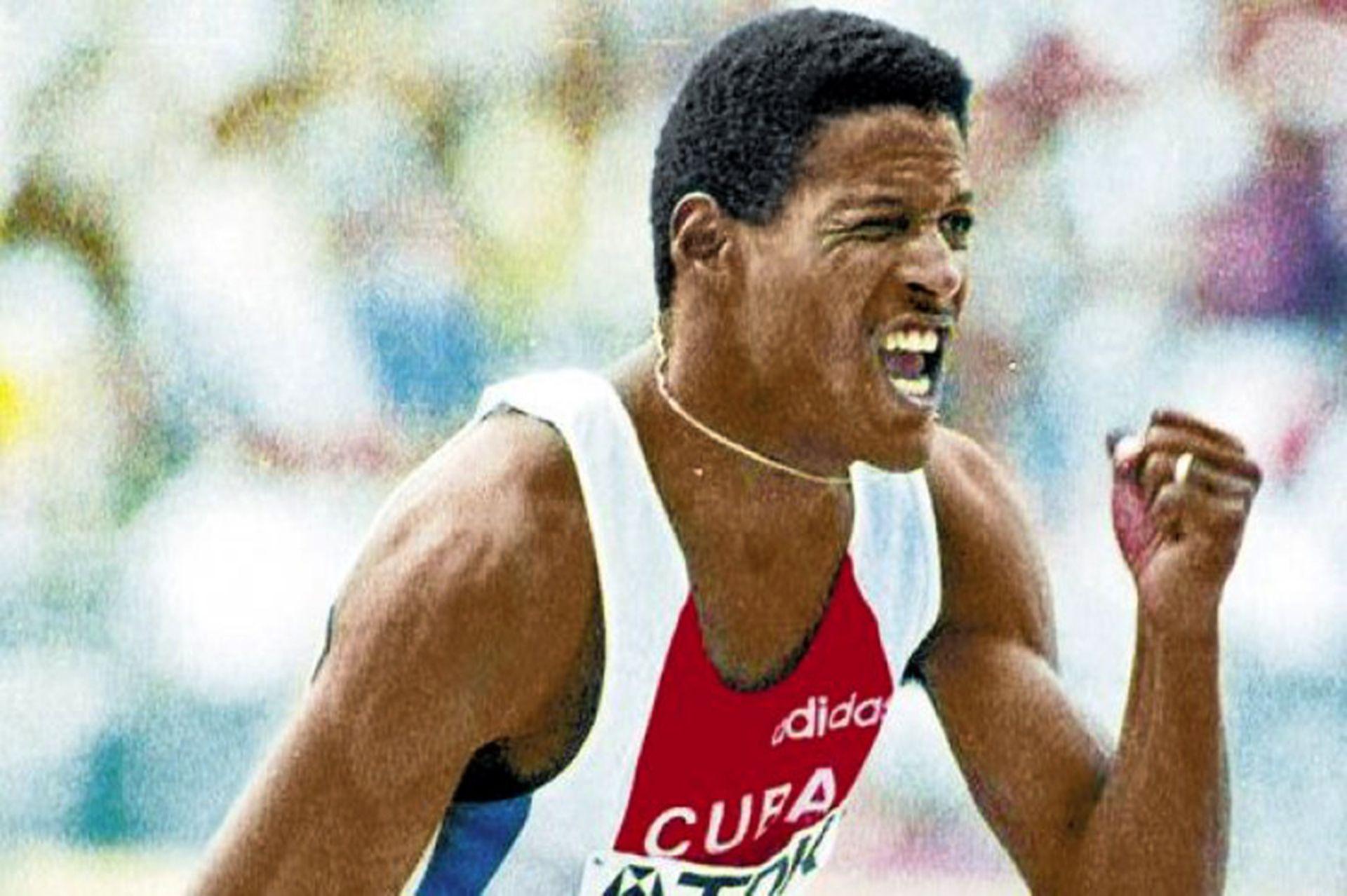 Javier Sotomayor, ex atleta cubano (EFE)