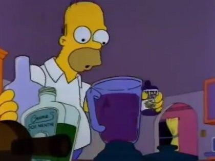 El efecto Homero en cuarentena se hizo sentir y los varones españoles agarraron el changuito y lo cargaron de cerveza y papas fritas.
