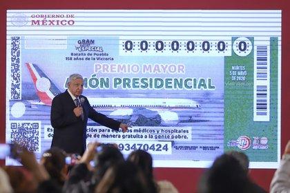 """Seis de cada 10 mexicanos, el 60%, desaprueban el manejo de los """"asuntos relacionados con la pandemia de coronavirus"""", según la investigación. (Foto: NOTIMEX / GUSTAVO DURÁN)"""