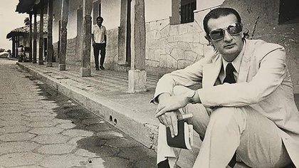 La historia de suerte y tragedia del periodista Alfredo Serra en Bolivia de la década del 70