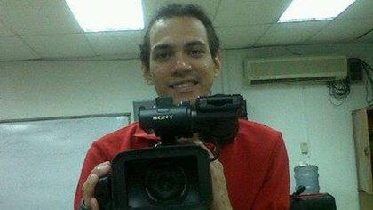Andrés Eloy Nieves Zacarías era periodista del canal Guacamaya TV (@sntpvenezuela)