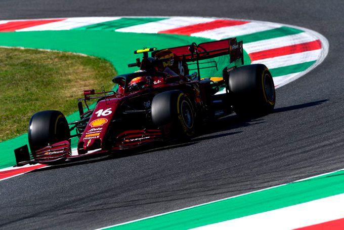 Ferrari nuevo color
