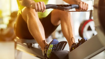 Ejercitar sólo con máquinas trabaja menos músculos (Shutterstock)