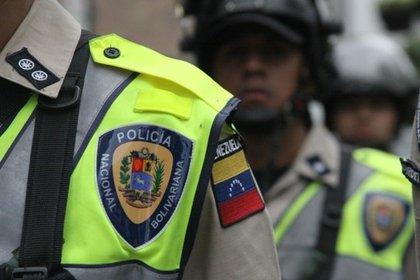 Efectivos de la Policía de Venezuela (Europa Press)