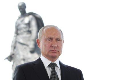 El presidente ruso, Vladimir Putin (EFE/EPA/MICHAEL KLIMENTYEV/SPUTNIK/KREMLIN)