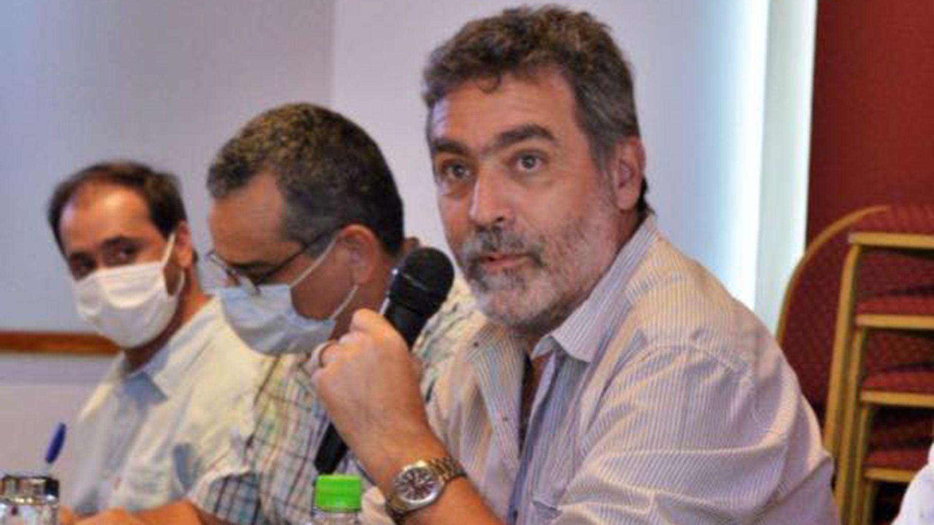 Juan Martín Etcheverry titular Consejo de Salud Provincial cosapro