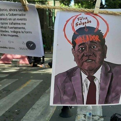 Macedonio ya no contendrá por la gubernatura de Guerrero (Foto: Twitter/@CConafem)