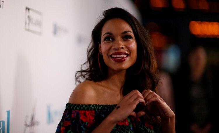 La actriz de origen latino debutó en el cine en 1995 (Foto: Reuters)